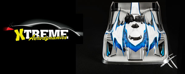 R18 Flat body from Extreme Aerodynamics